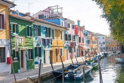 One day in Burano