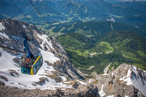 Dachstein Sky Walk