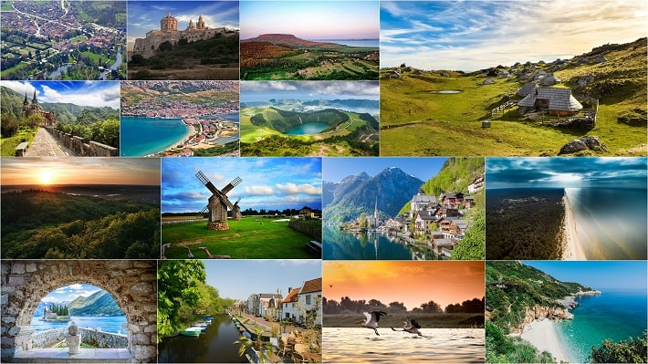 best places in Europe, Europe travel tips