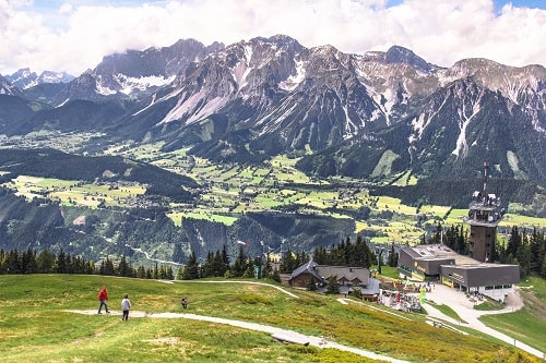 Schladming Austria, summer in Austria, Austria travel blog
