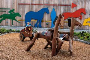 Germany, Cavalluna Park, theme park