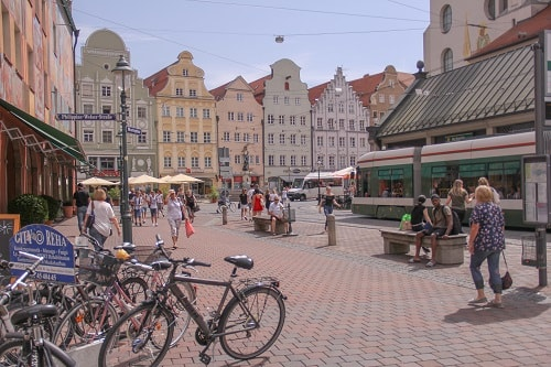 Augsburg Germany, Augsburg tourist attractions, Augsburg in one day, Augsburg travel blog