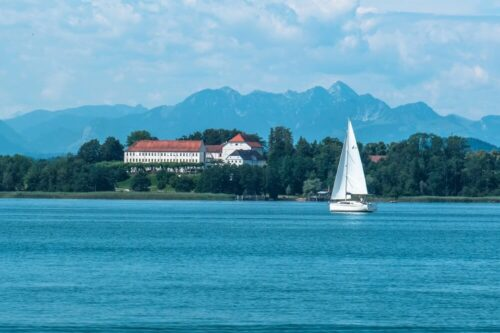 things to do at Chiemsee