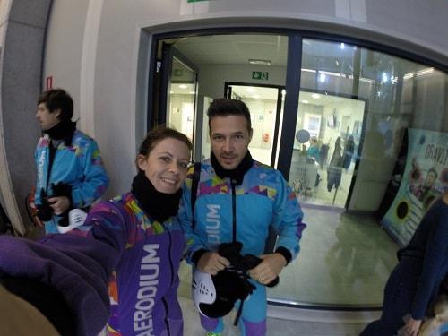 Aerodium Slovenia, wind tunnel to fly, Aerodium Logatec