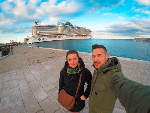 MSC Seaside, MSC cruising, cruise ship