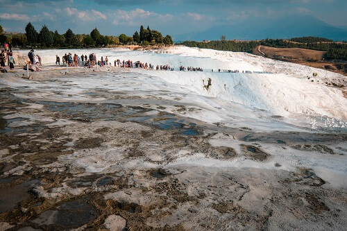 Pamukkale Turkey, Hierapolis Turkey, Pamukkale and Hierapolis