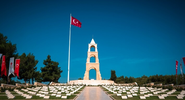 Battle of Gallipoli, Canakkale