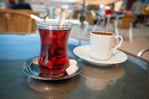turkish tea, tea in Turkey