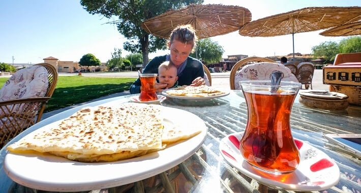turkish tea, tea in Turkey