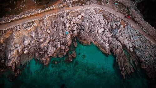 Lošinj Island, Lošinj Croatia, Mali Lošinj
