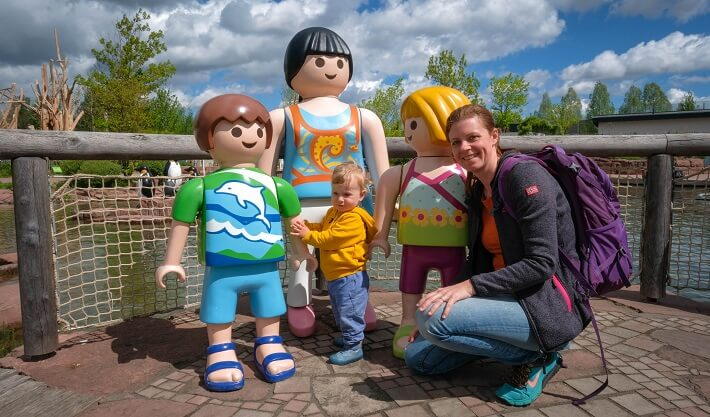 Playmobil Fun park, playmobil Fun park germany, Germany with kids