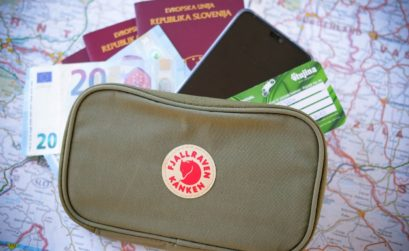travel wallet, Kanken travel wallet, Fjallraven travel wallet