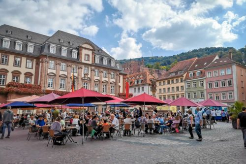 One day in Heidelberg