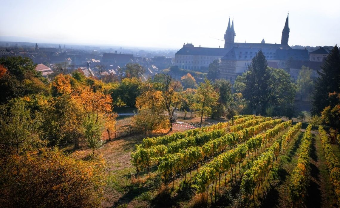 One day in Bamberg