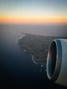 Guadeloupe, Caribbean, Air France