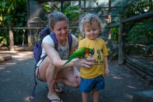 Guadeloupe with kids