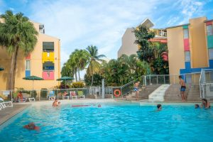 Hotels in Guadeloupe, Guadeloupe hotels, Canella Beach Hotel