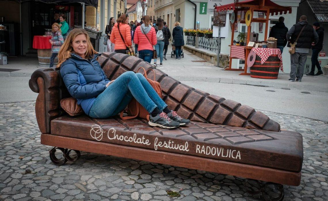 Chocolate Festival, Radovljica, Slovenia
