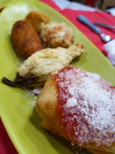 food in Naples, what to eat in Naples