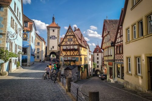 Things to do in Rothenburg ob der Tauber