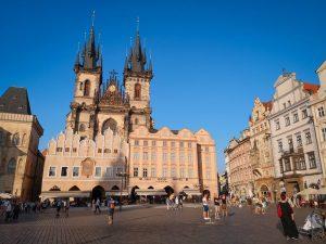 tourist attractions in Prague