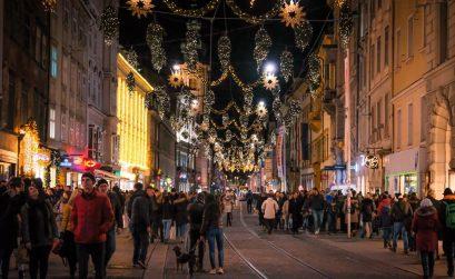 Graz, Christmas market, Austria