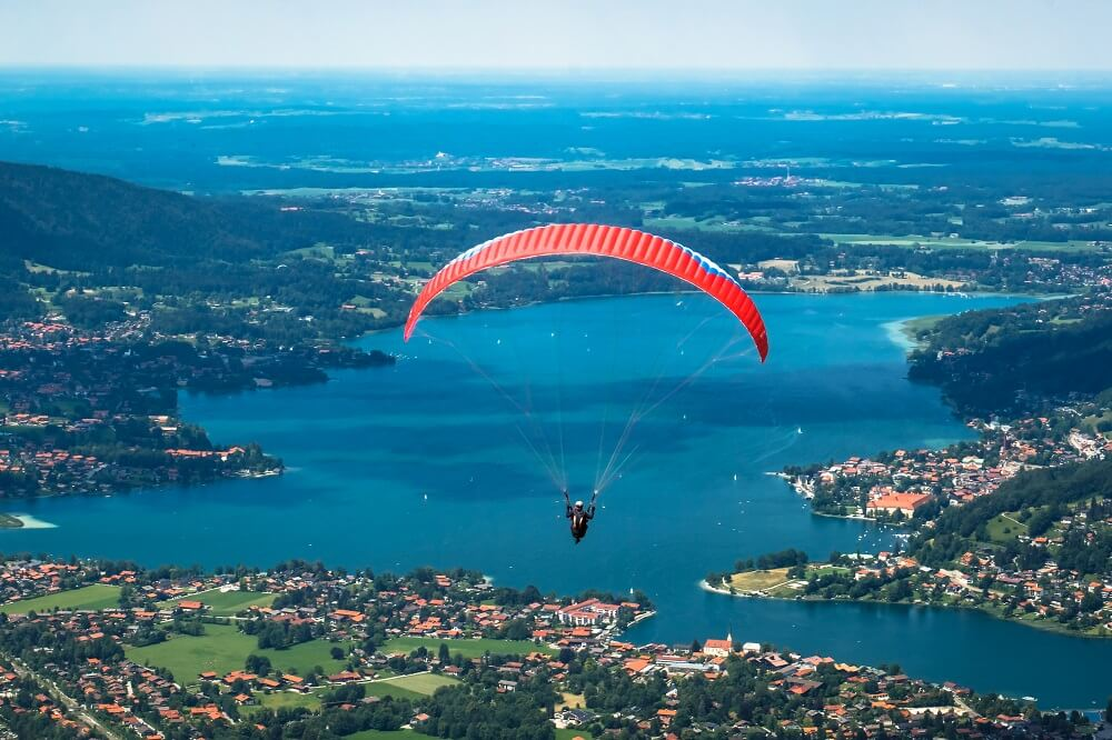 Lake Tegernsee, Germany, Bavaria