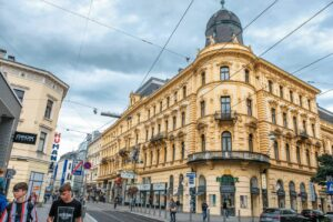 Linz, city break, Autria