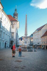 City break in Ljubljana