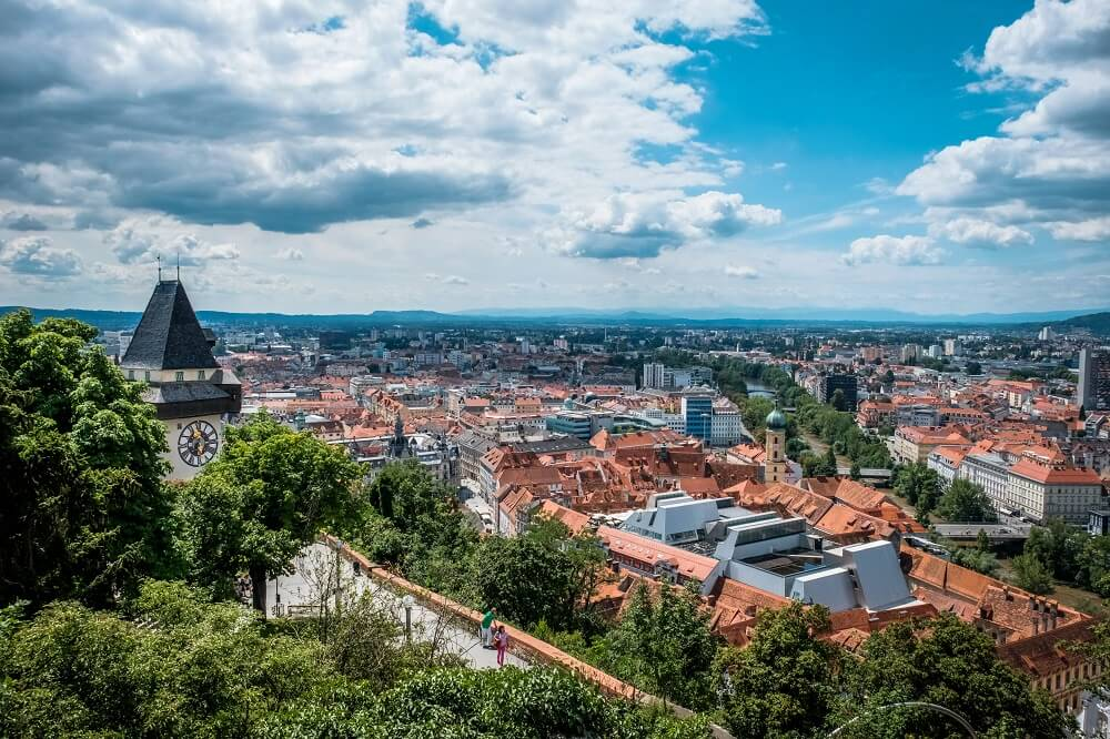 City break in Graz