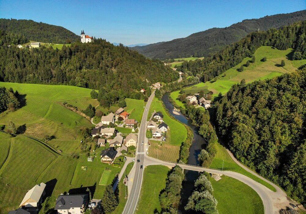 Poljanska Valley, Slovenia, best of Slovenia