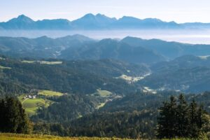 Poljanska Valley, Slovenia, best of Slovenia