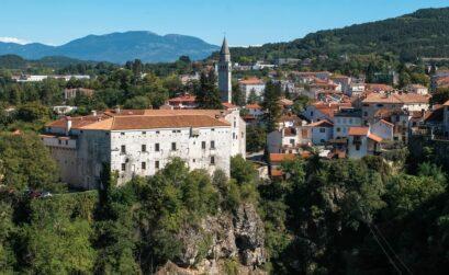 Pazin, Istria, Croatia