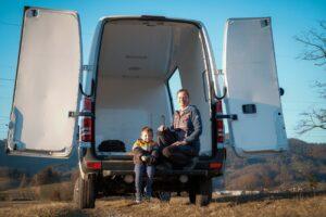 Mercedes Sprinter 4x4, campervan, campervan conversion
