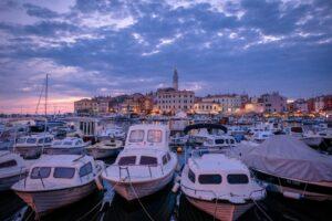 one week in Istria Croatia